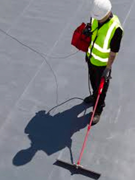 Electronic Leak Detection Innovative Roofing Consultants